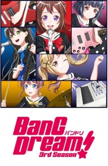 Image BanG Dream! 3rd Season