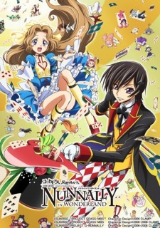 Image Code Geass: Hangyaku no Lelouch - Nunnally in Wonderland