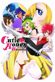 Image Cutie Honey Universe
