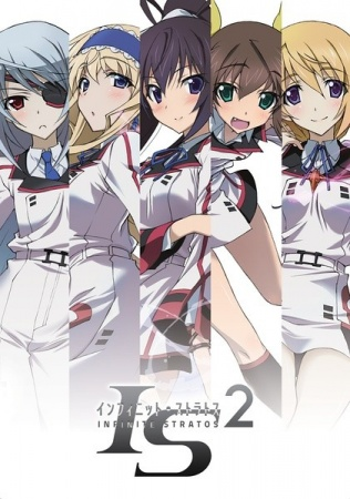 Image IS: Infinite Stratos 2