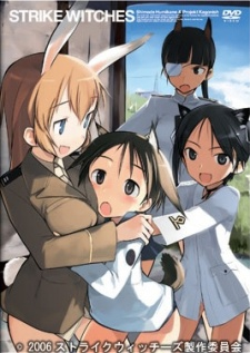 Image Strike Witches OVA