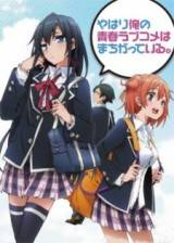 Image Yahari Ore no Seishun Love Comedy wa Machigatteiru. (Oregairu)
